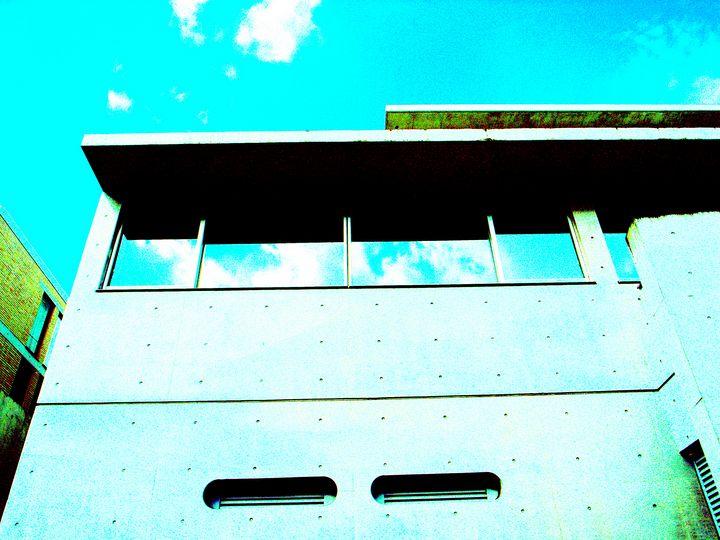 sky reflected - Novo Weimar