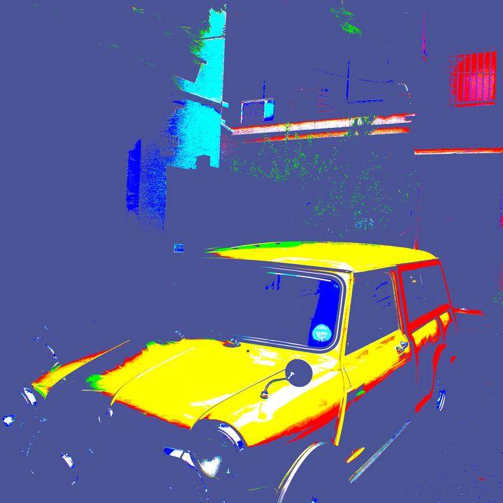 Reality on Pixel #CL0001143 - Novo Weimar