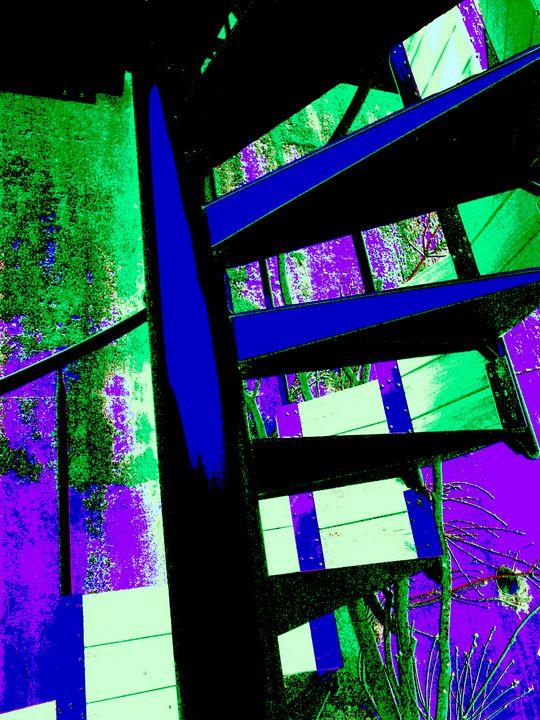 purple tornado - Novo Weimar