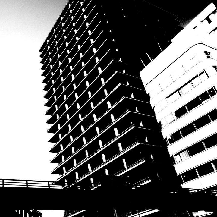 Reality on Pixel BW0001837 - Novo Weimar