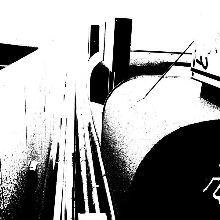 Reality on Pixel BW0001847 - Novo Weimar