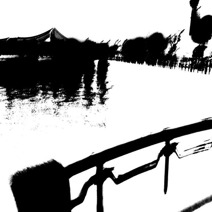 Reality on Pixel #BW0000346 - Novo Weimar