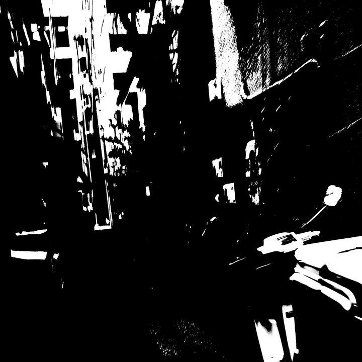 Reality on Pixel #BW0000354 - Novo Weimar