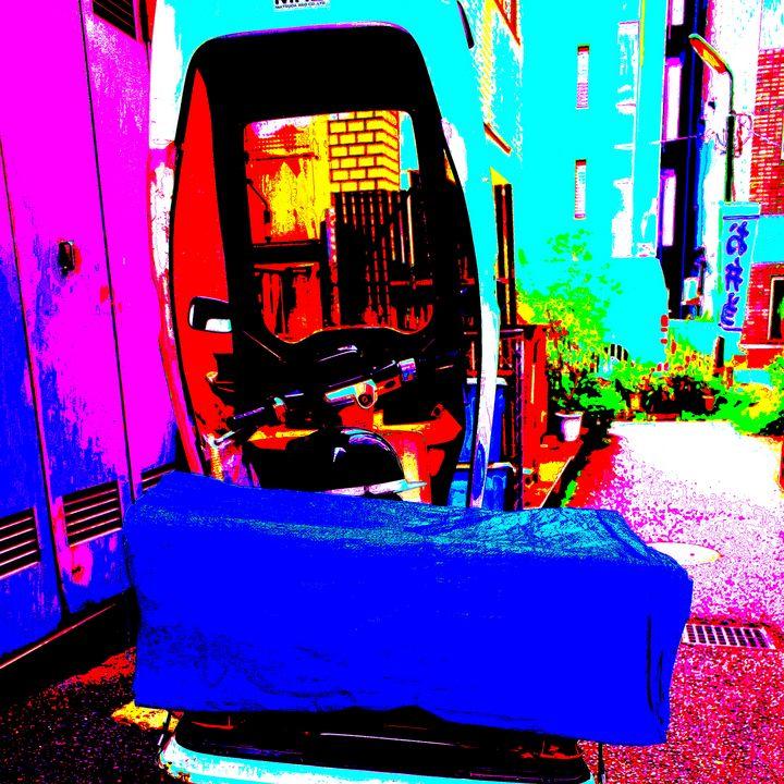 Reality on Pixel #CL0000384 - Novo Weimar