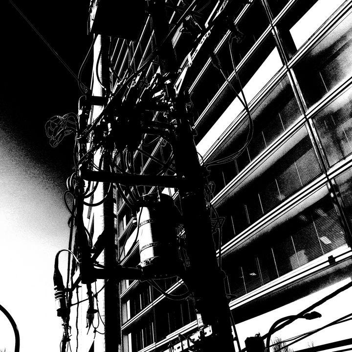 Reality on Pixel #BW0000437 - Novo Weimar
