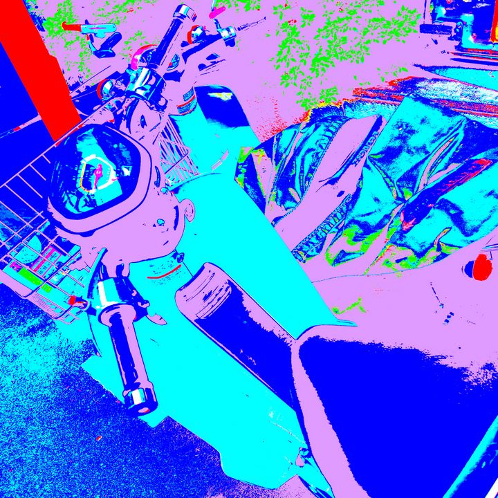 Reality on Pixel #CL0000564 - Novo Weimar
