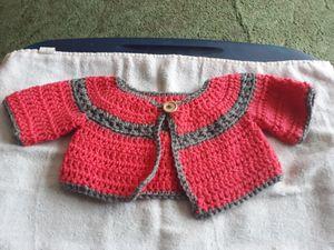 newborn baby sweater