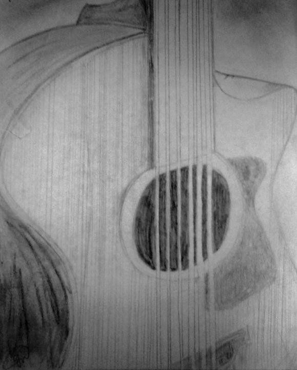 Guitar - Grace Armas