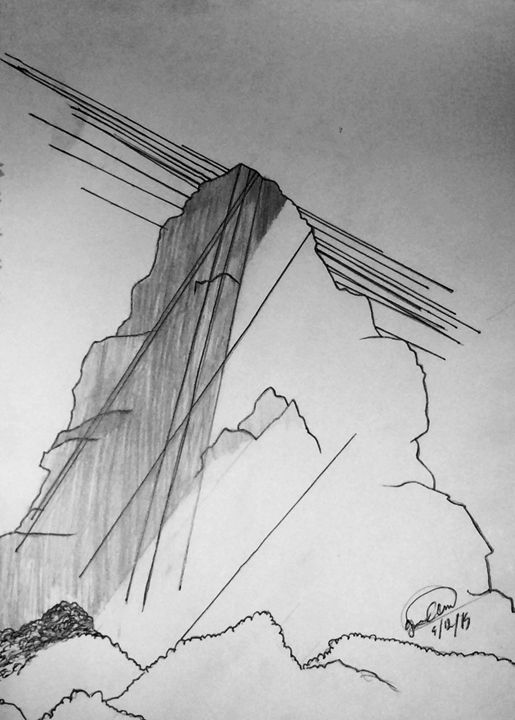 Mountain top - Grace Armas