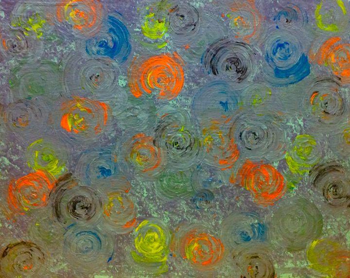 Bubble away - Grace Armas