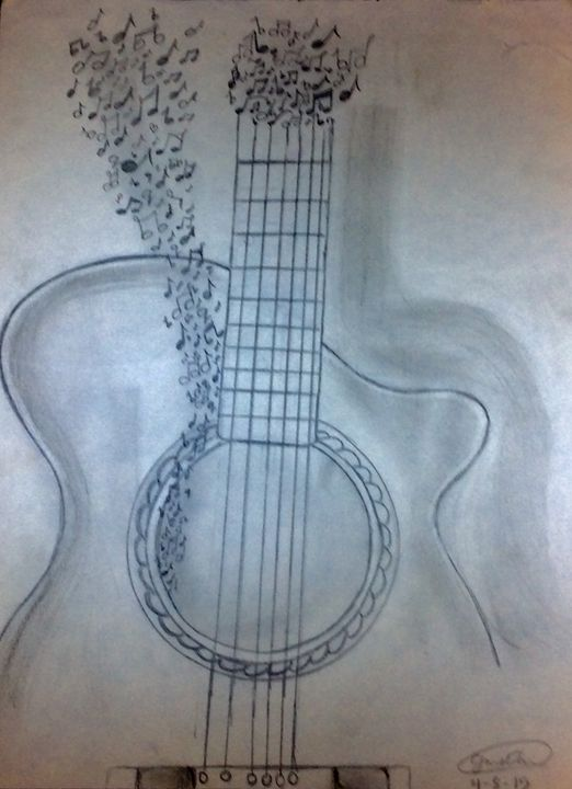 Musical sounds - Grace Armas