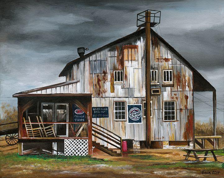 Nolensville Feed Mill - Erin Dineen