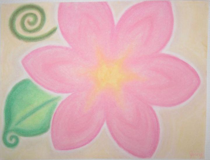 L'Ouverture du Coeur (Lotus) - Art of Peace