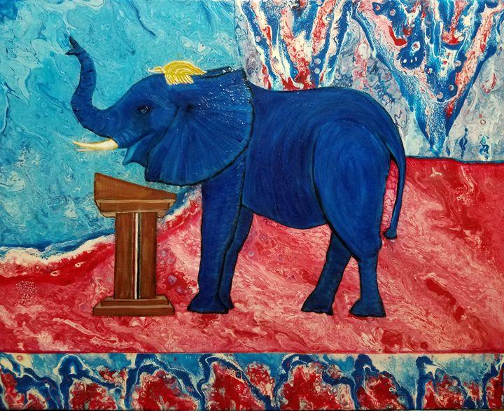 Trump It - Nancy Kimbrough