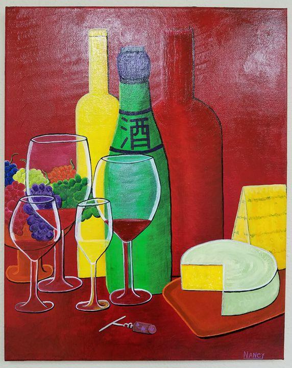 Wine - Nancy Kimbrough