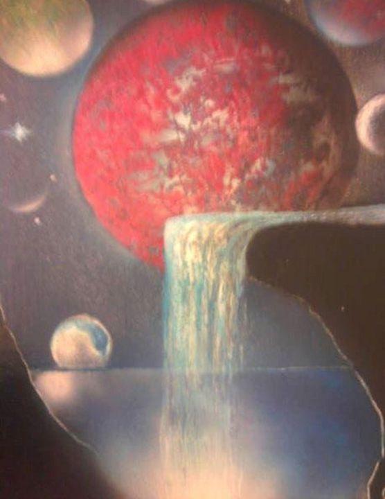 """""""Aquado"""" Artwork by Callavinna - Artwork by Callavinna"""