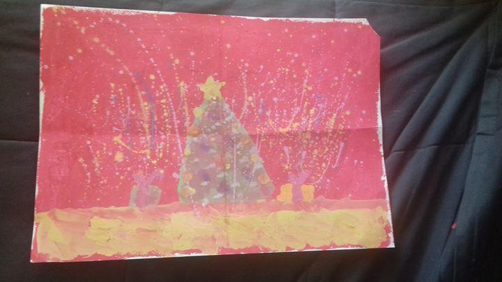 Christmas tree on the way - Vegehomefood