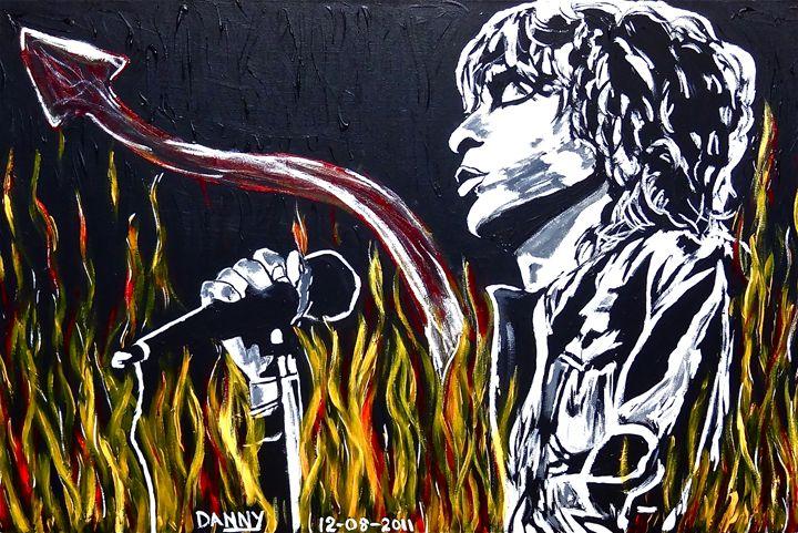 Light My Fire - Danny Ayala Mexican Artist