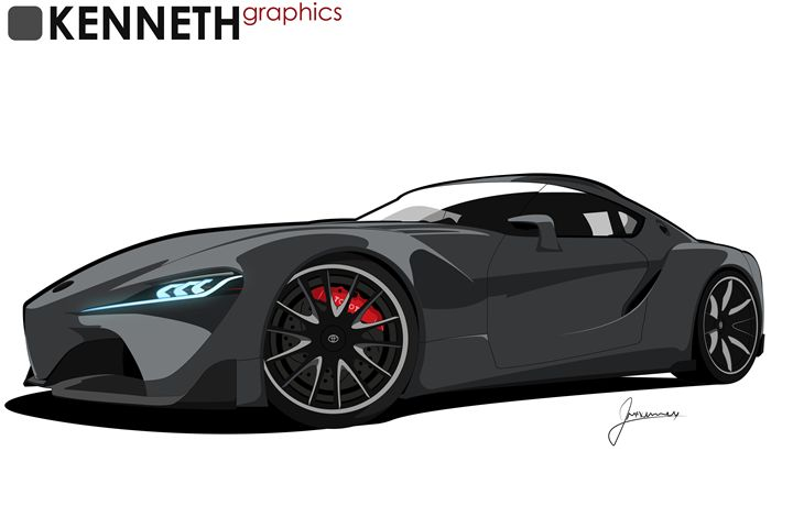 FT1 Graphite - Kenneth Graphics