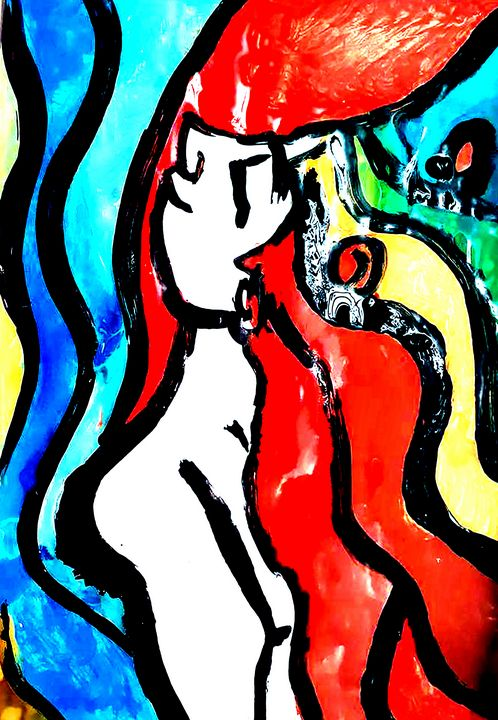 Woman - Jelena Damnjanovic