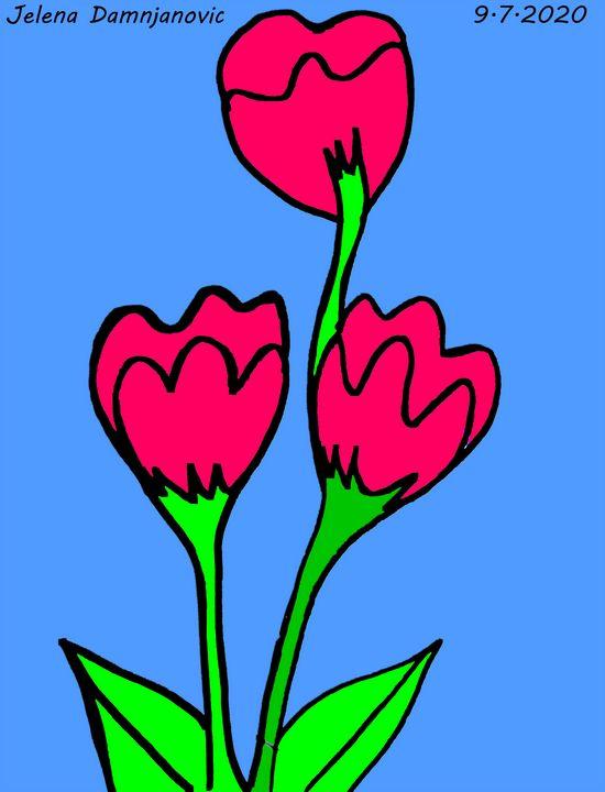 Flowers - Jelena Damnjanovic