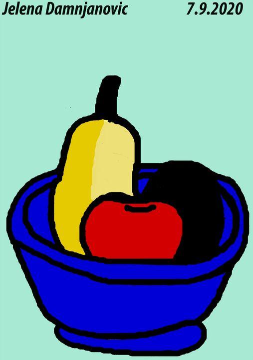 Fruits - Jelena Damnjanovic