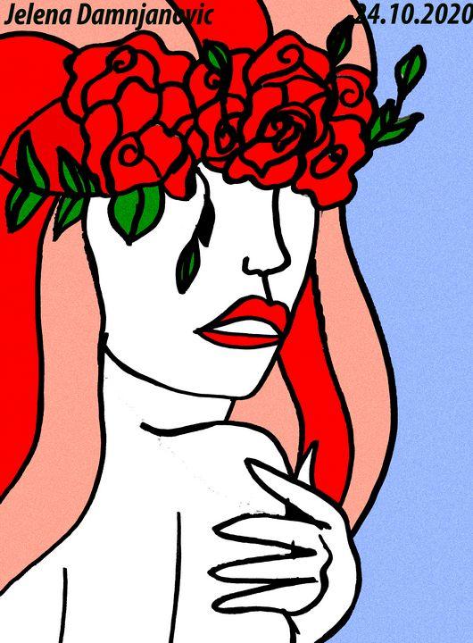 Rose lady - Jelena Damnjanovic