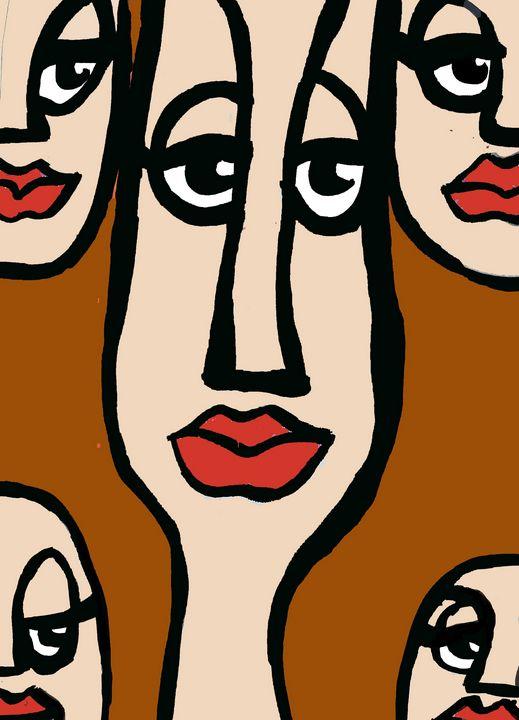 Faces - Jelena Damnjanovic