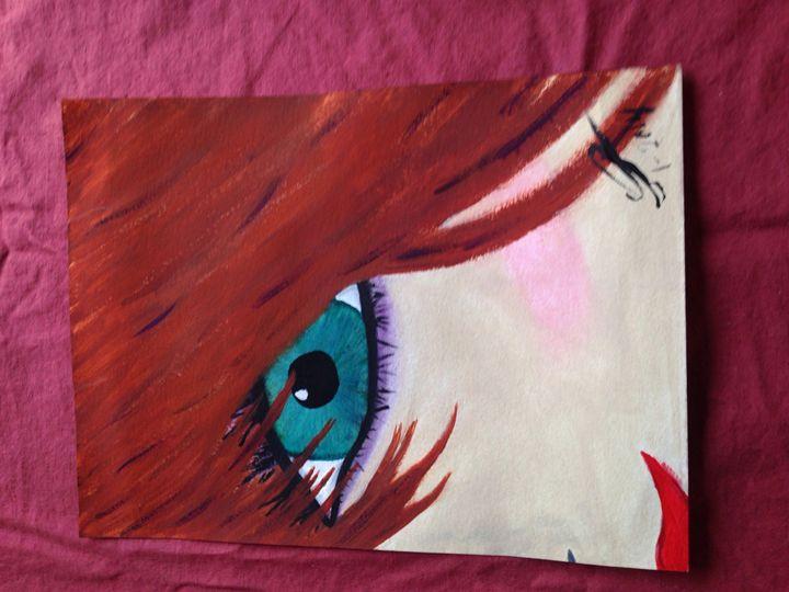 The eye - Shonna