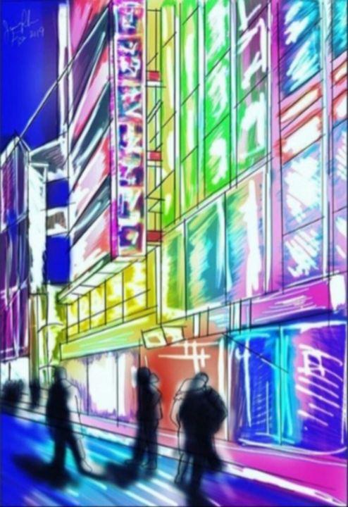City Life - Jasmine_Designs