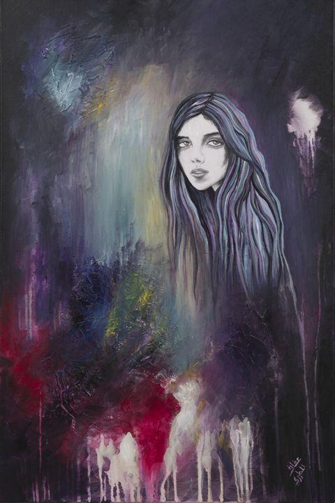 Haunted - artistafaf