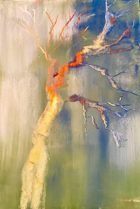 Lightning strike - Terry Howson