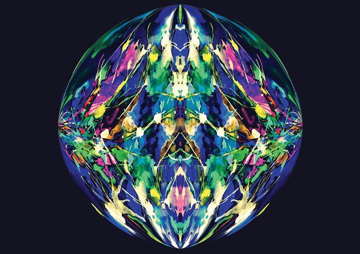 Ball of color - Kronen Designs