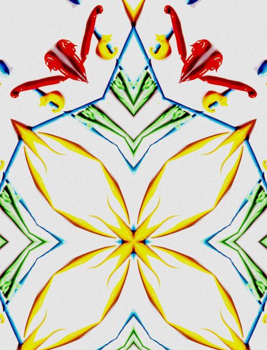 Raw Flower Paint - Kronen Designs