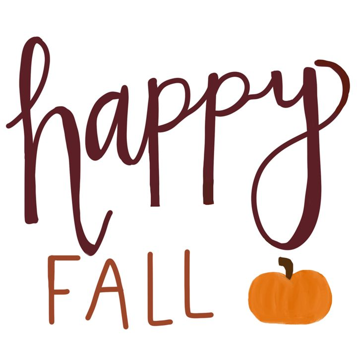 Happy Fall Download - Designed With Grace