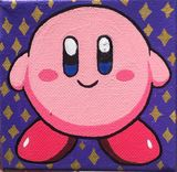 Kirby painting