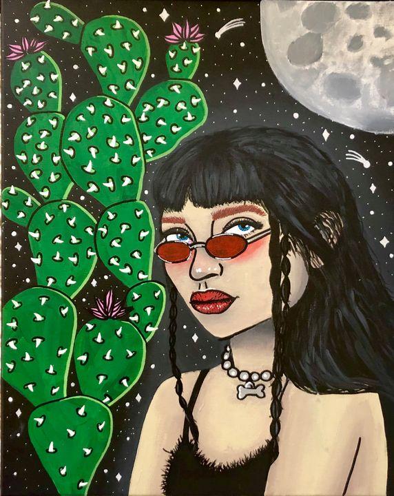 Moonlight Queen - Artrush