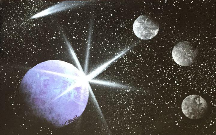 3 Moons - Colin Nichols