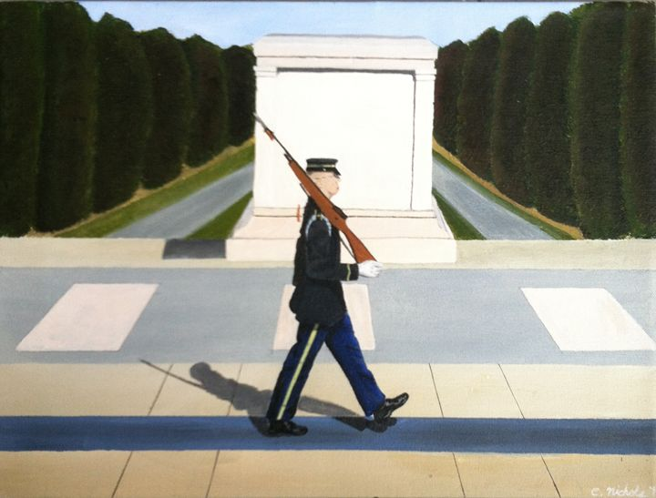 Tomb of the Unknown Soldier - Colin Nichols