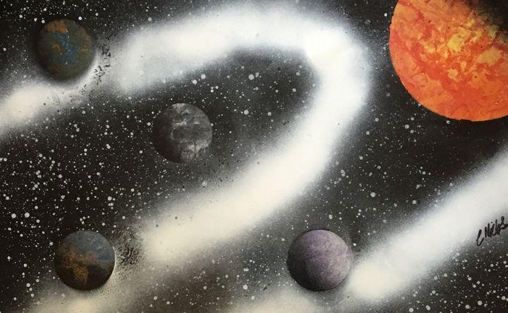 Planets - Colin Nichols