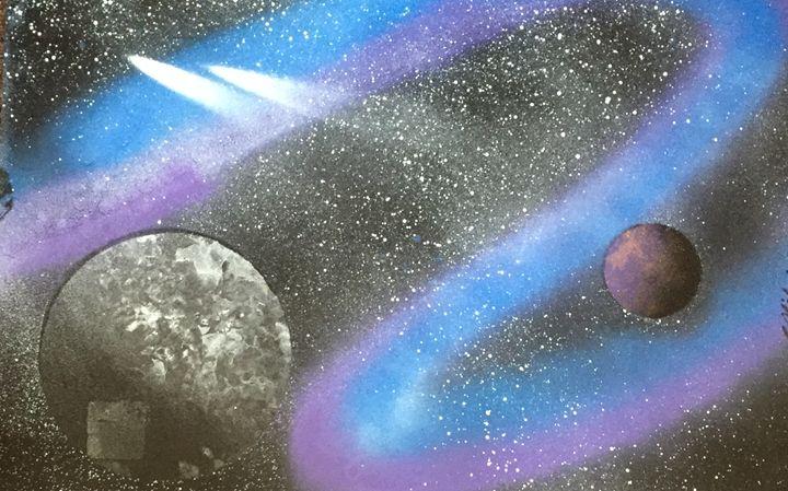 Galaxy - Colin Nichols