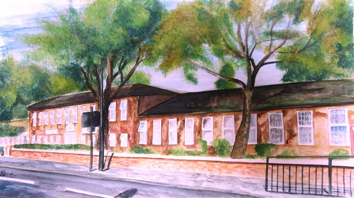 The Deanery High School - Dave Brown