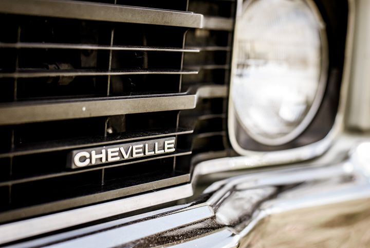 Chevelle Grill and Headlight - MHP