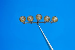 Baseball Diamond Lights - MHP