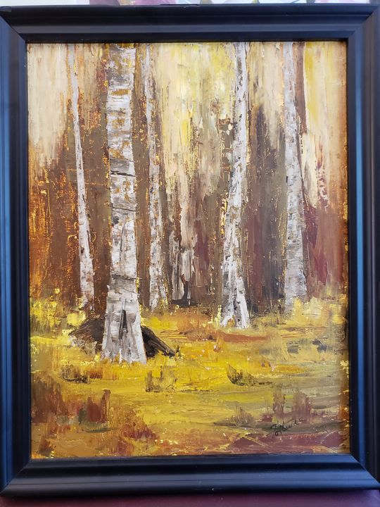 """Autumn's Blend"", Grand Mesa - Wilda Fortune"