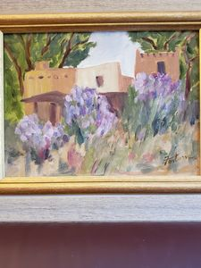 """Taos Lilacs"", New Mexico 2016"