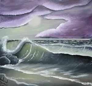 Dramatic Wave