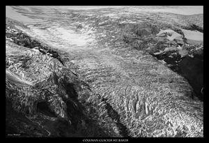 Coleman Glacier Mt Baker