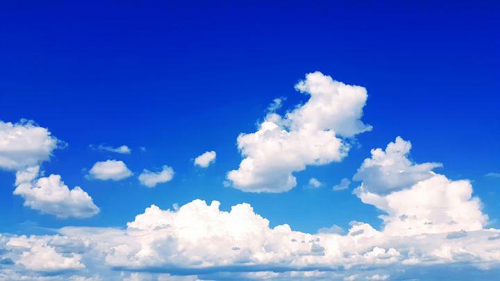 Cloudy Sky - BlockedGravity