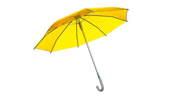 Stylish Transparent Umbrella - BlockedGravity